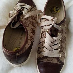 Michael Kors fashion Tennis shoes